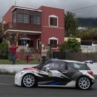 Jorge Rodríguez (Citroën DS3 R5) y Aitor León (Silver Car S2), los más rápidos de la IV Subida San Isidro