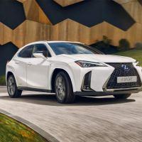 Lexus lanza la Nueva Gama UX 250h 2022
