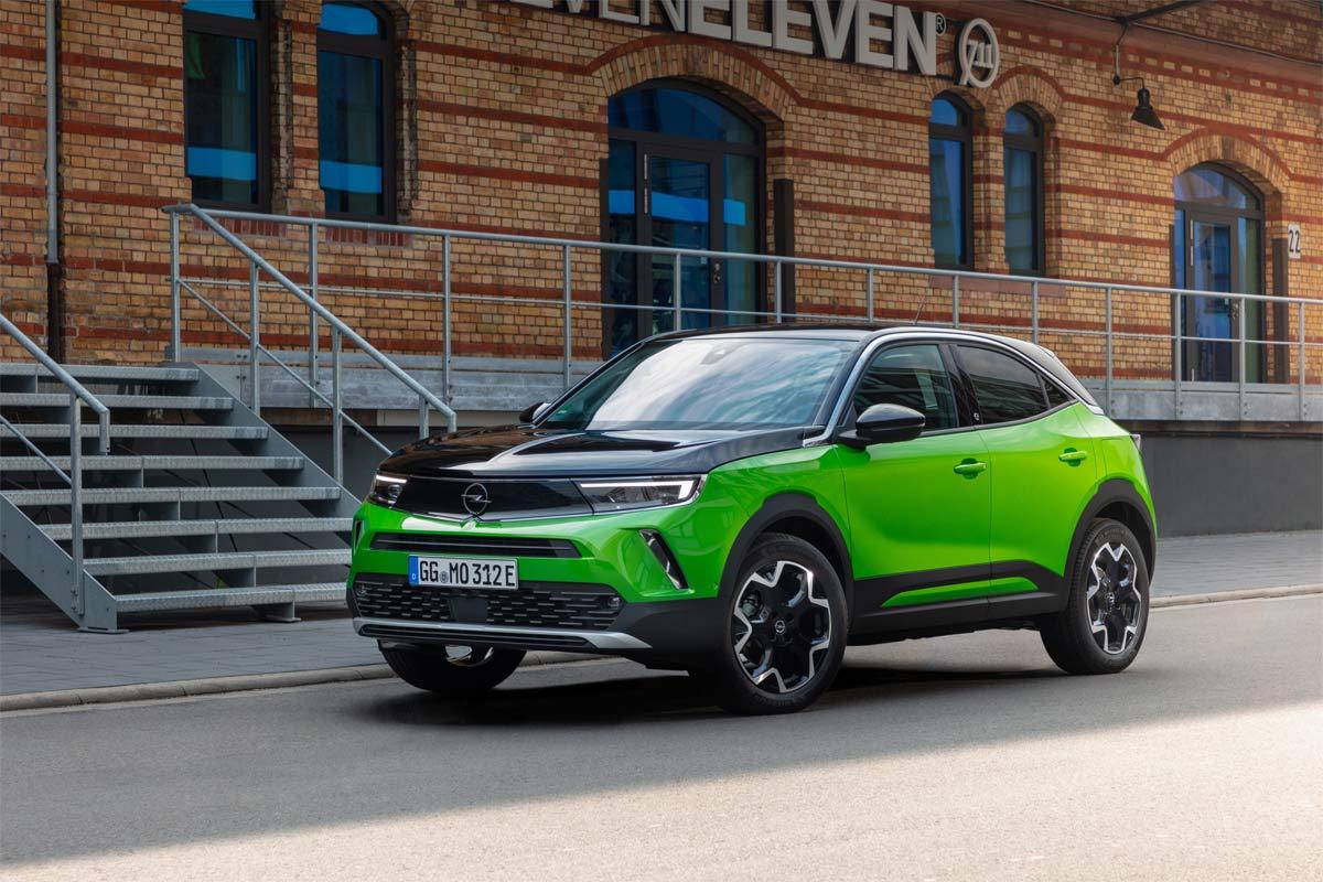 Un 96% de las personas que han probado un vehículo eléctrico Opel valoran la experiencia con la máxima puntuación
