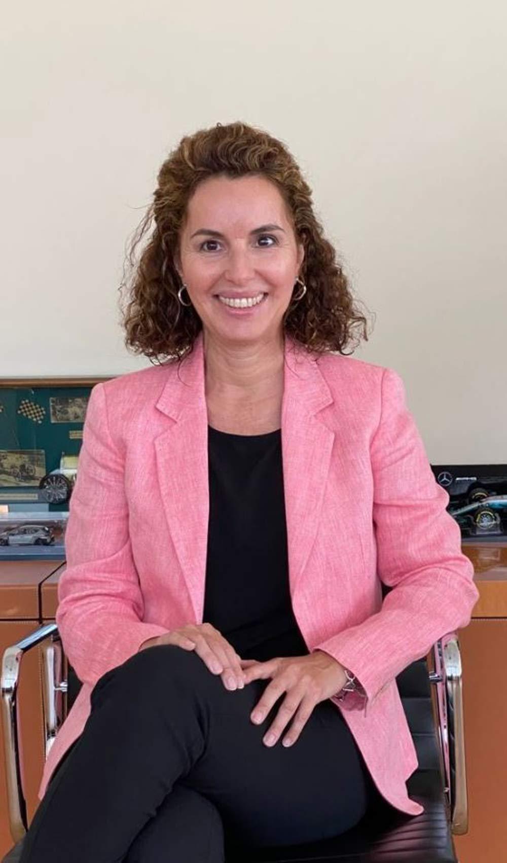 Maria Dolores Arbelo, Directora General del Grupo Rahn, acompañará al actual Delegado Territorial de Faconauto en Canarias.