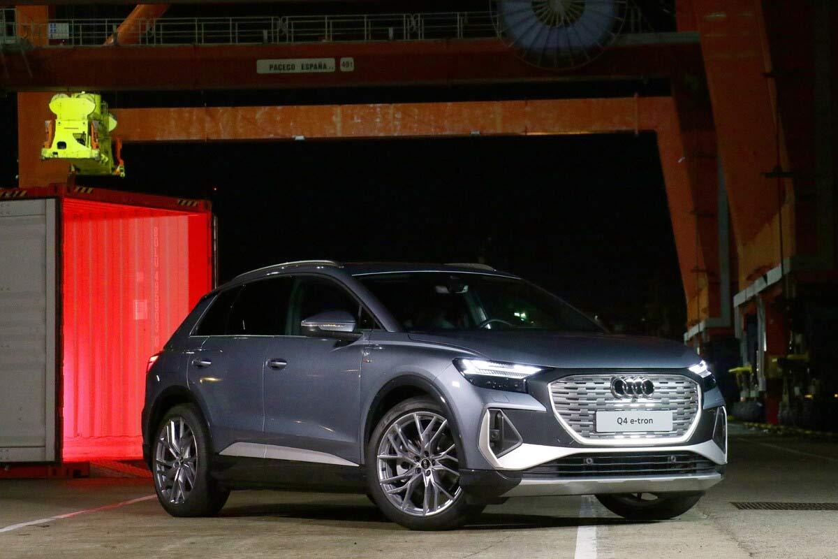 Audi Q4 e-tron, el progreso desembarca en Canarias