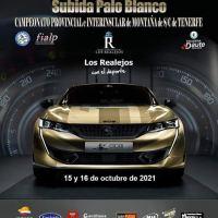 15 y 16 de octubre, nueva fecha para la 9ª Subida a Palo Blanco