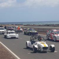 Rafael González repite victorias con el MK Indy-R y se convierte en el favorito del Campeonato de Velocidad