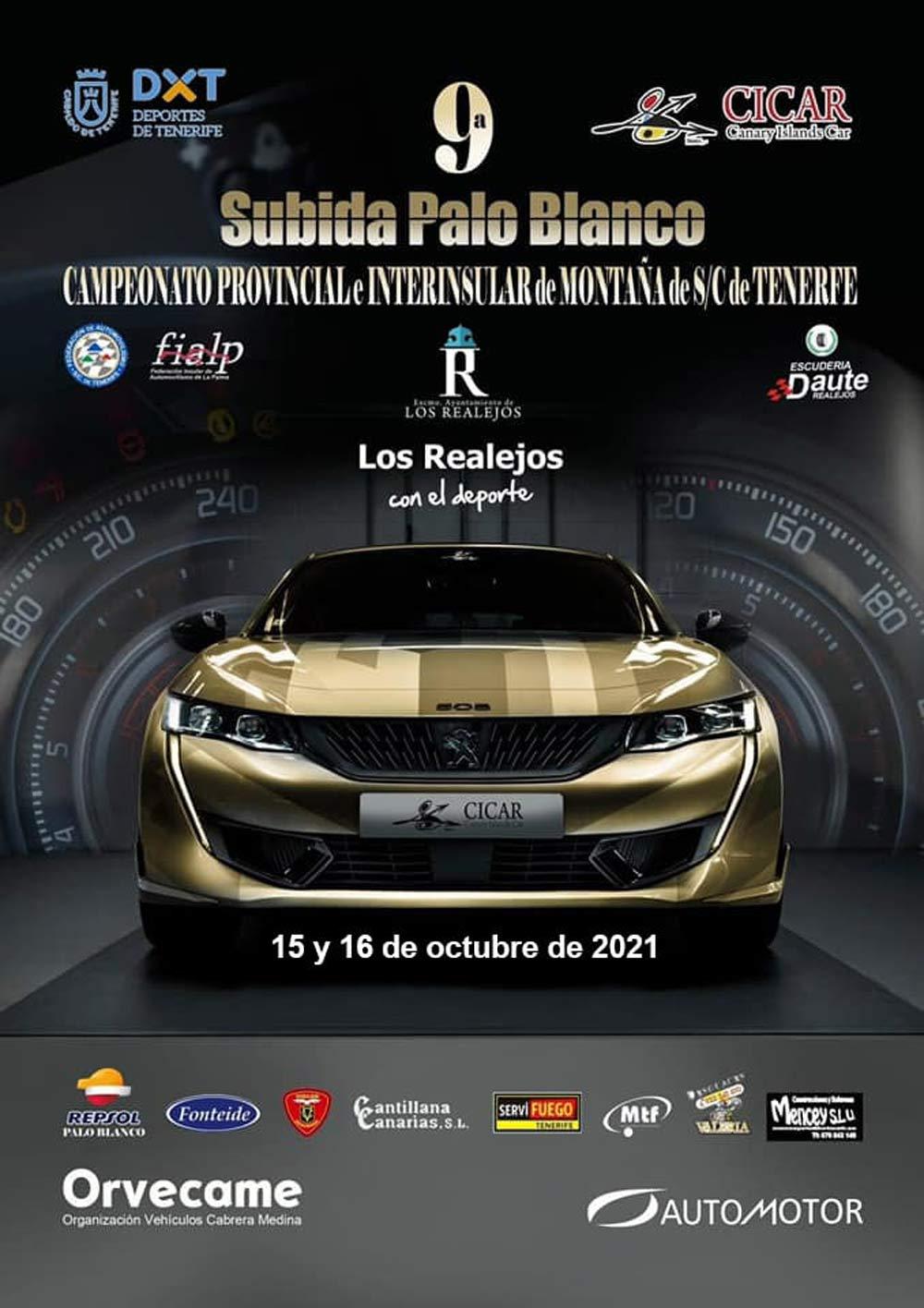 Abierto el plazo de inscripción para la 9ª Subida a Palo Blanco