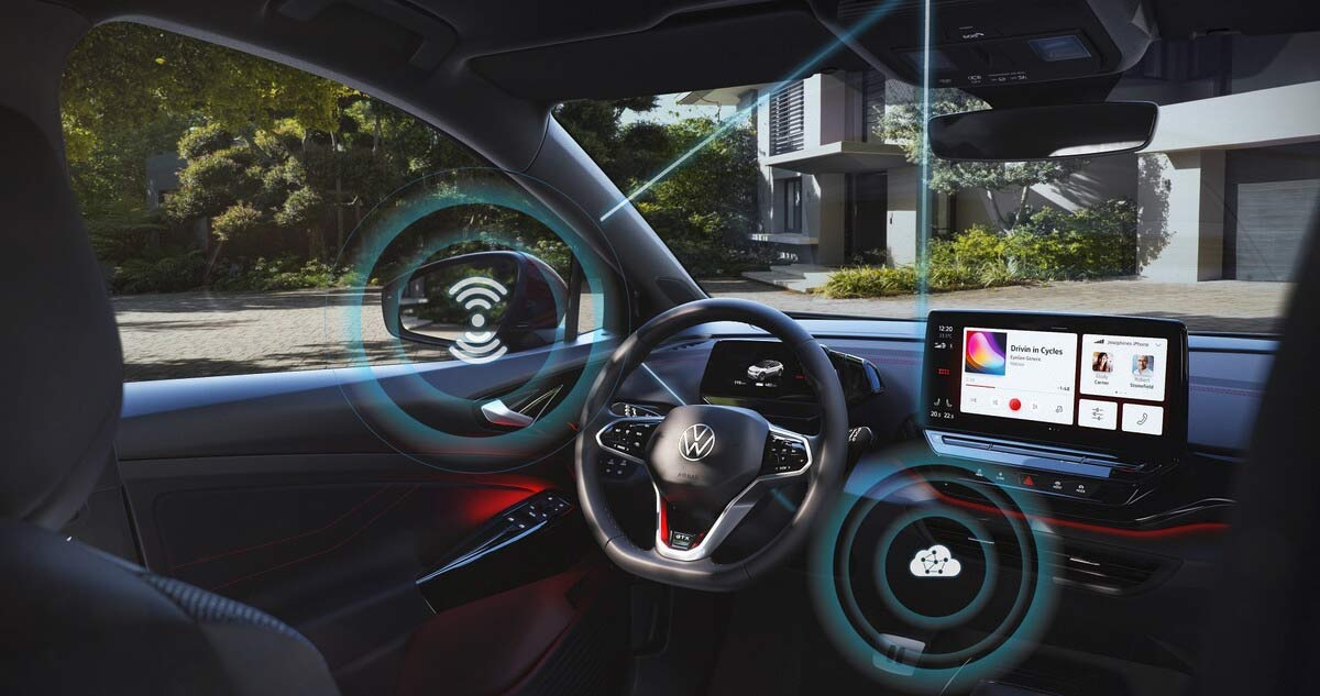 Volkswagen apuesta por actualizar la familia ID. cada 3 meses