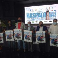 Presentado el 48º Rallye de Maspalomas con 87 equipos participantes